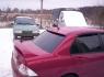 Козырек на заднее стекло для Mitsubishi Lancer IX