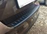 Защитная накладка заднего бампера для Skoda Octavia 3 A7
