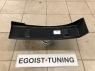 Подиум под номер EGOIST для Mitsubishi Lancer X
