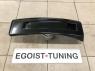Подиум под номер EGOIST для Mitsubishi Lancer X (Рестайлинг)