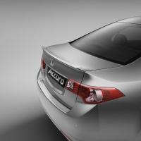 """Спойлер """"Лезвие"""" для Honda Accord 8"""