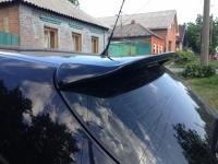 Спойлер для Opel Astra H GTC