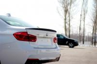 Спойлер для BMW 3 F30 без выреза