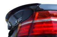 Спойлер для BMW X6 E71/E72