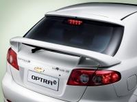 Спойлер WTCC для Chevrolet Lacetti Hatchback