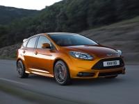 Пороги ST для Ford Focus 3