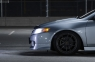 Накладка на передний бампер Modulo для Honda Accord 7 (Дорестайлинг)