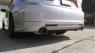 Накладка на задний бампер Modulo для Honda Accord 7 (Дорестайлинг)