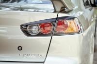 Реснички на задние фонари для Mitsubishi Lancer X