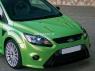 Жабры на капот в стиле RS для Ford Focus 2