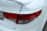 Реснички на задние фонари для Kia Rio