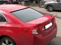 Козырек на заднее стекло (узкий) для Honda Accord 8