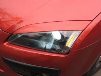 Реснички широкие для Ford Focus 2 (Дорестайлинг)