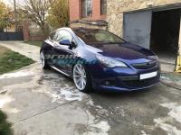 Пороги OPC для Opel Astra J GTC