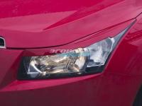 Реснички на фары фигурные для Chevrolet Cruze