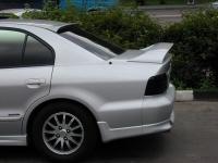 Спойлер на заднее стекло для Mitsubishi Galant 8