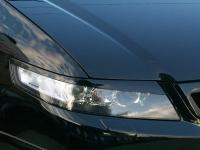 Реснички на фары для Honda Accord 7