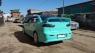 Накладка на задний бампер Zodiak для Mitsubishi Lancer X