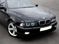 Реснички на фары для BMW 5 (E39)