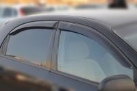 Дефлекторы боковых стекол для Chevrolet Lacetti Hatchback