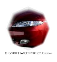 Реснички для Chevrolet Lacetti Hatchback
