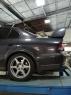 Спойлер EVO для Mitsubishi Galant 8