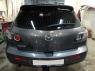 Спойлер Sport для Mazda 3 Hatchback