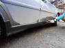 Пороги WTCC Street Edition для Chevrolet Lacetti Hatchback