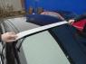 Козырек заднего стекла для Honda Accord 7