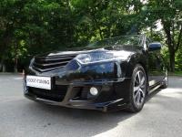 Накладка на передний бампер Mugen для Honda Accord 8