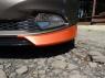 Клыки на передний бампер для Kia Ceed 2 Дорестайлинг