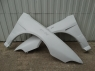 Крылья MASA для Mitsubishi Galant 8 USA