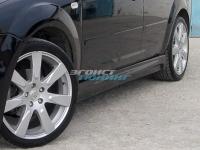 Пороги «ICC» для Ford Focus 2