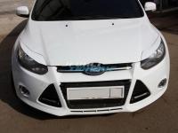 Реснички на фары узкие для Ford Focus 3 (2012-2014)