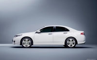 Пороги Type-S для Honda Accord 8