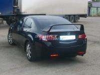 Спойлер высокий «Mugen» для Honda Accord 8