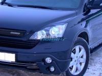 Реснички на фары для Honda CR-V 3