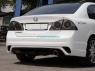 Задний бампер «INGS Extreem» для Honda Civic 4D