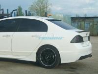 Козырек на заднее стекло EGOIST для Honda Civic 4D