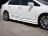 Пороги «INGS Extreem» для Honda Civic 4D