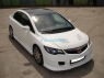 Капот «Mugen» для Honda Civic 4D
