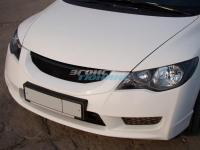 Решетка радиатора «Mugen» для Honda Civic 4D (Рестайлинг)