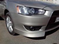 Клыки для Mitsubishi Lancer X