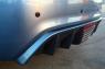 Диффузор со стоп-сигналом на задний бампер Kia Rio