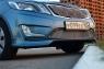 Клыки на передний бампер для Kia Rio (Дорестайлинг)