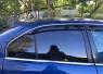 Дефлекторы боковых стекол для Mitsubishi Galant 8 (Седан)