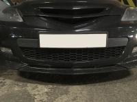 Вставка между клыками для Mazda 3 Sport Hatchback