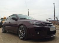 Решетка радиатора для Mazda 3 Sport Hatchback