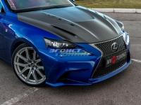 Капот «F-Sport» для Lexus IS 3
