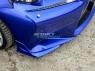 Клыки переднего бампера «F-Sport» для Lexus IS 3